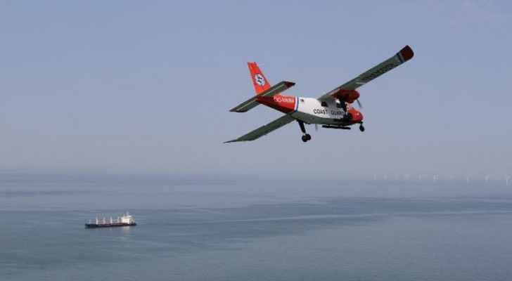 'Pollution-sniffing' plane scours Belgium's coast