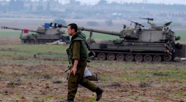 Israeli Occupation infiltrates Palestinian land in southern Gaza Strip