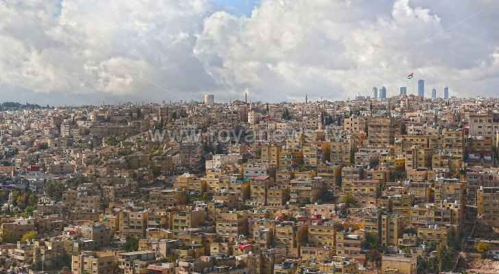 Temperatures stabilize across Jordan Tuesday