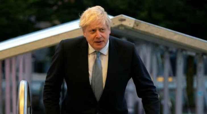 Johnson vows 'long overdue' revamp of UK's post-Brexit economy