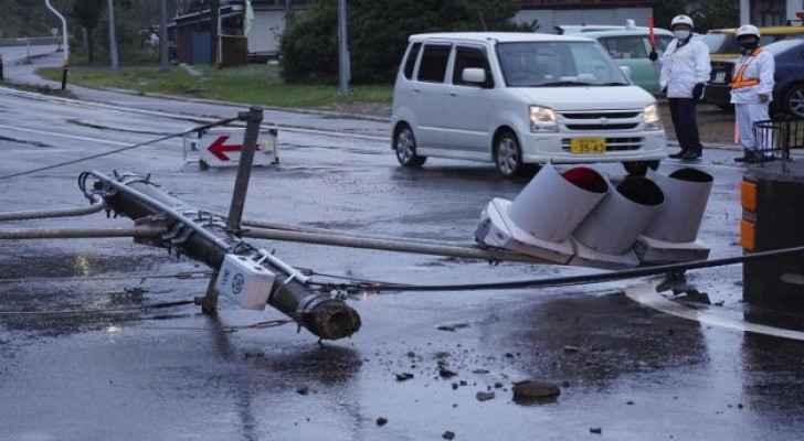 At least 30 injured after 5.9 magnitude quake hit Tokyo