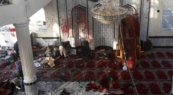 Daesh claims terrorist attack on mosque in Afghanistan