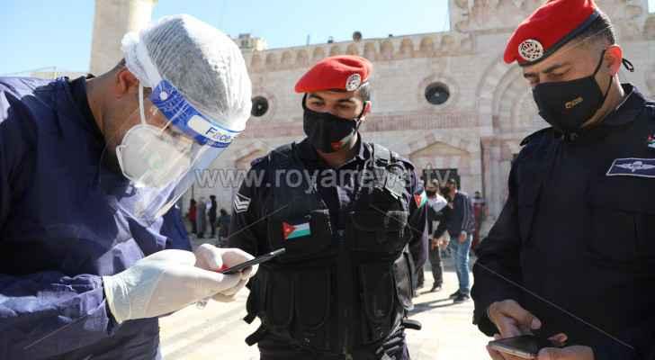 Epidemiological curve in Jordan is 'worrying': Maani