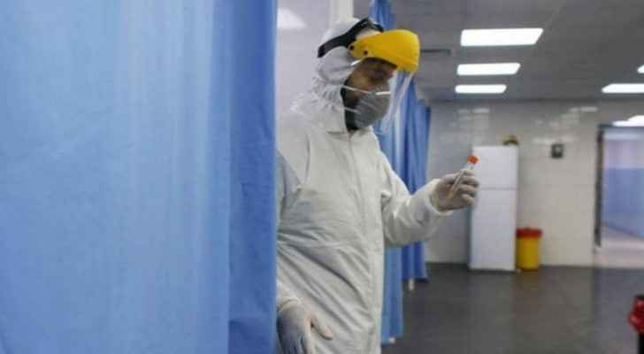 Jordan records 13 deaths and 567 new coronavirus cases