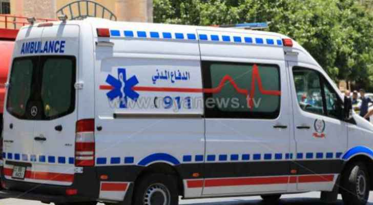 Child rescued after being left alone in vehicle in Amman