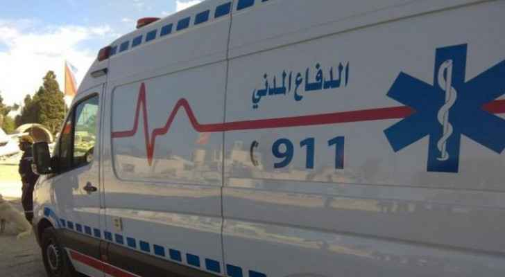 Two killed, one injured in car accident in Madaba