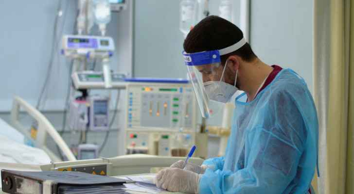 Jordan records nine deaths and 1,072 new coronavirus cases