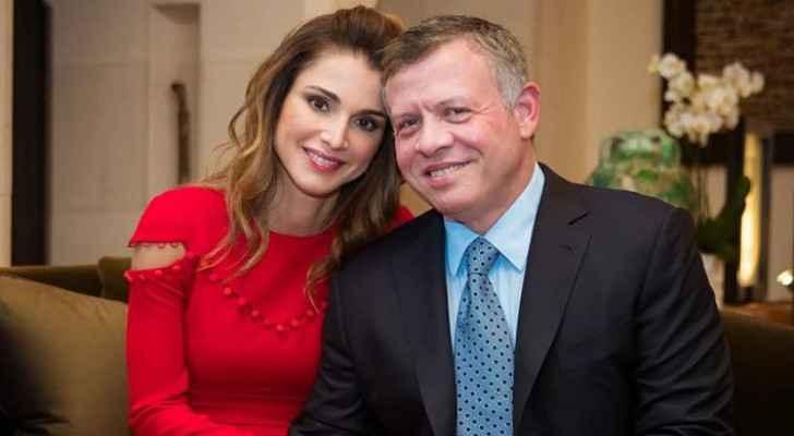 King, Queen leave Jordan for Qatar