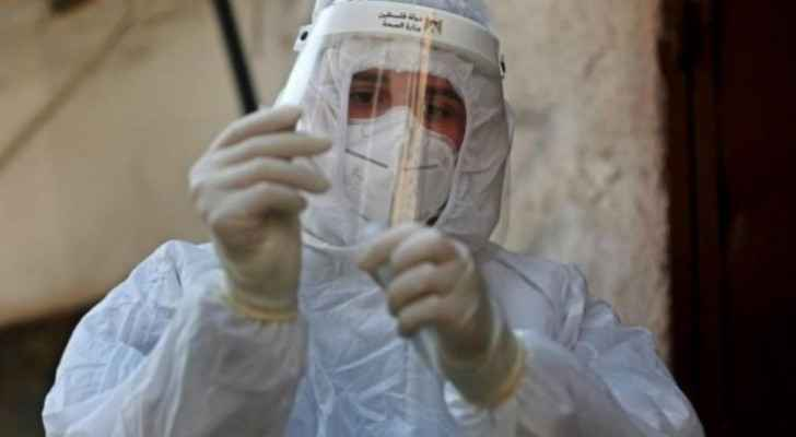 Palestine records 11 deaths, 809 new  coronavirus infections