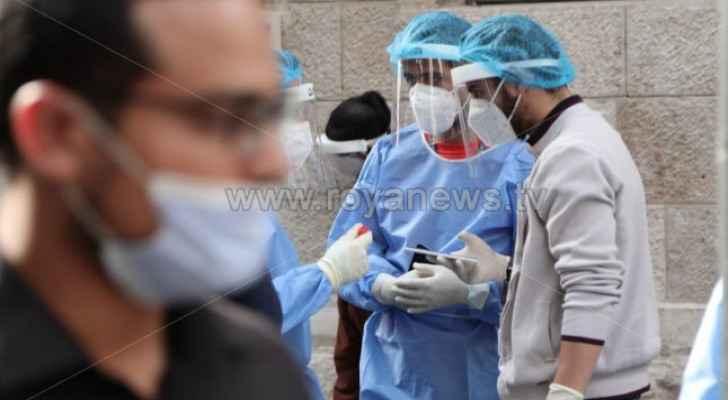 Jordan records nine deaths and 1,191 new coronavirus cases