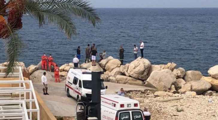 Training plane crashes off Lebanon, number of deaths still unknown