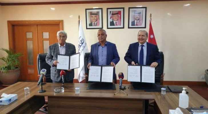 Sayegh Group signs agreement with ASEZA to establish medical university, teaching hospital in Aqaba