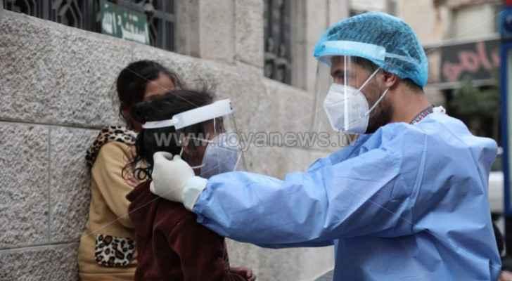 Jordan records 14 deaths and 1,286 new coronavirus cases