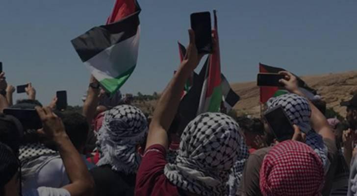 What is the Palestinian kuffiyeh?